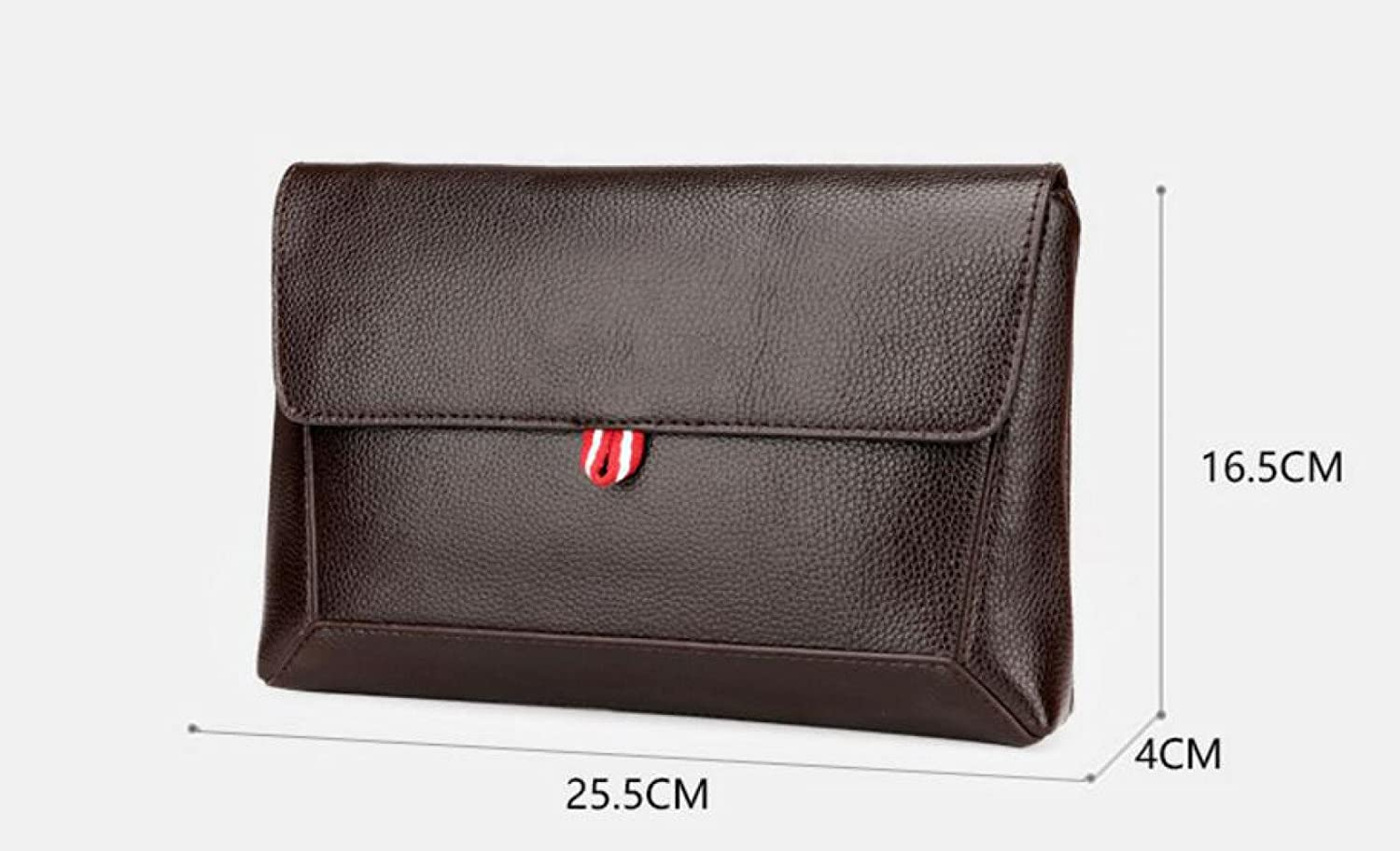 Herren Clutch Ledertasche Business Clutch Bag Wallet Wallet