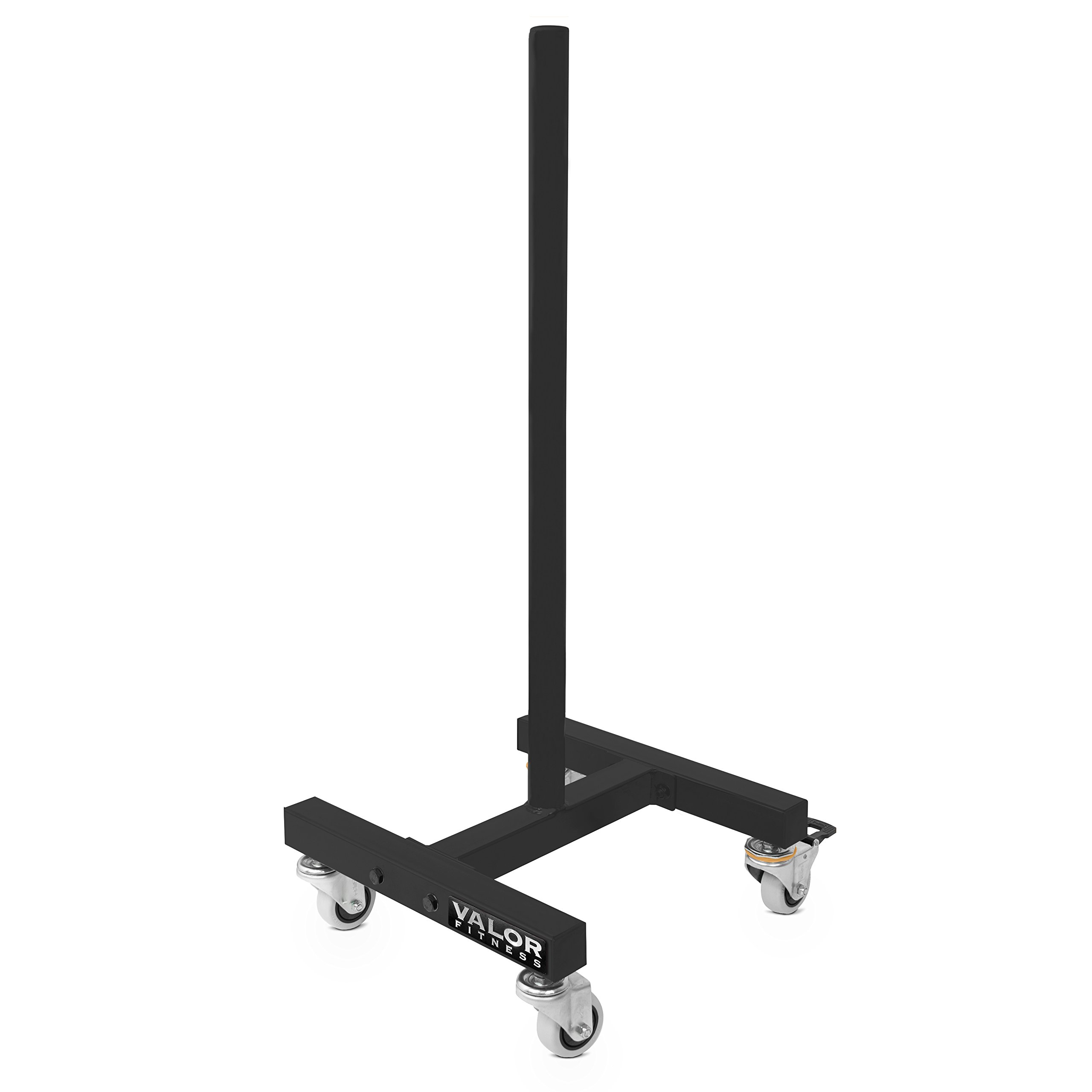 ValorPRO BH-19 Bumper Plate Stand with wheels
