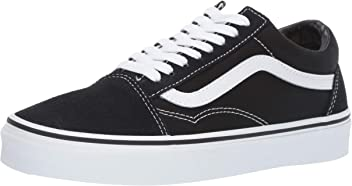 18d94ce5948 Vans Unisex Old Skool Classic Skate Shoes