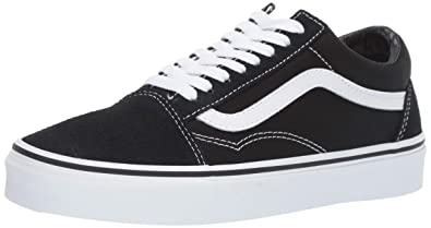 6077d377f5 Vans Unisex Old Skool Skate Shoe (5 D(M) US