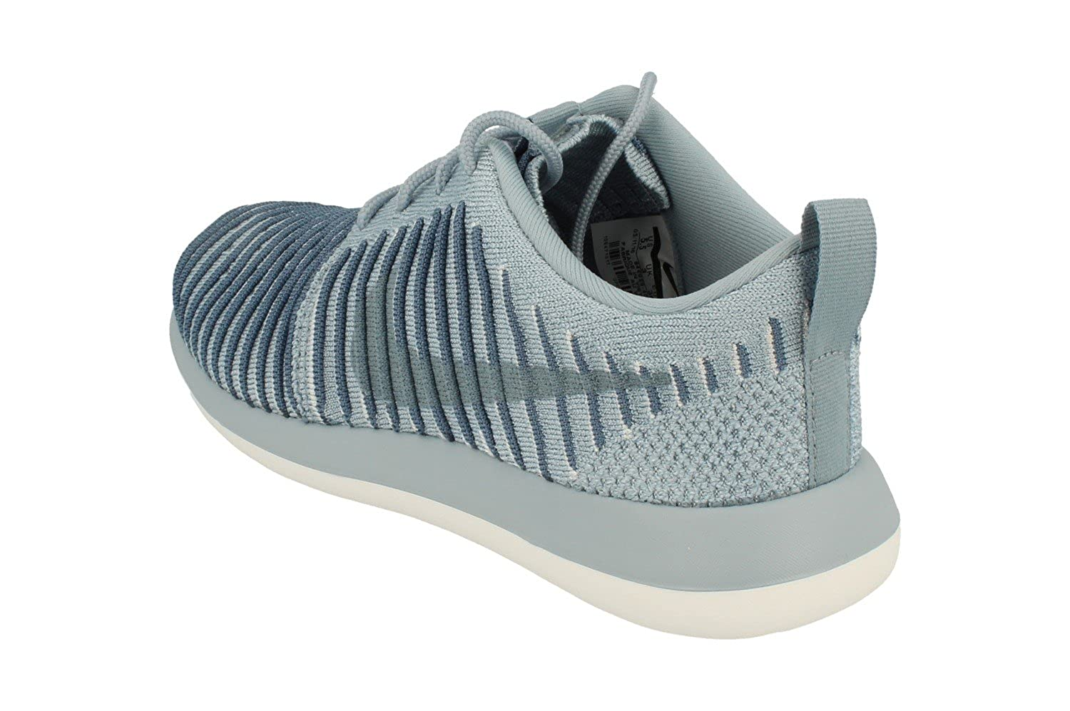 9d22a495b49 Nike Femmes Roshe Two Flyknit Running 844929 Sneakers Chaussures (UK 4 US  6.5 EU 37.5