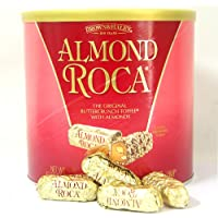 ALMOND ROCA 乐家 杏仁糖1190g 美国原装进口