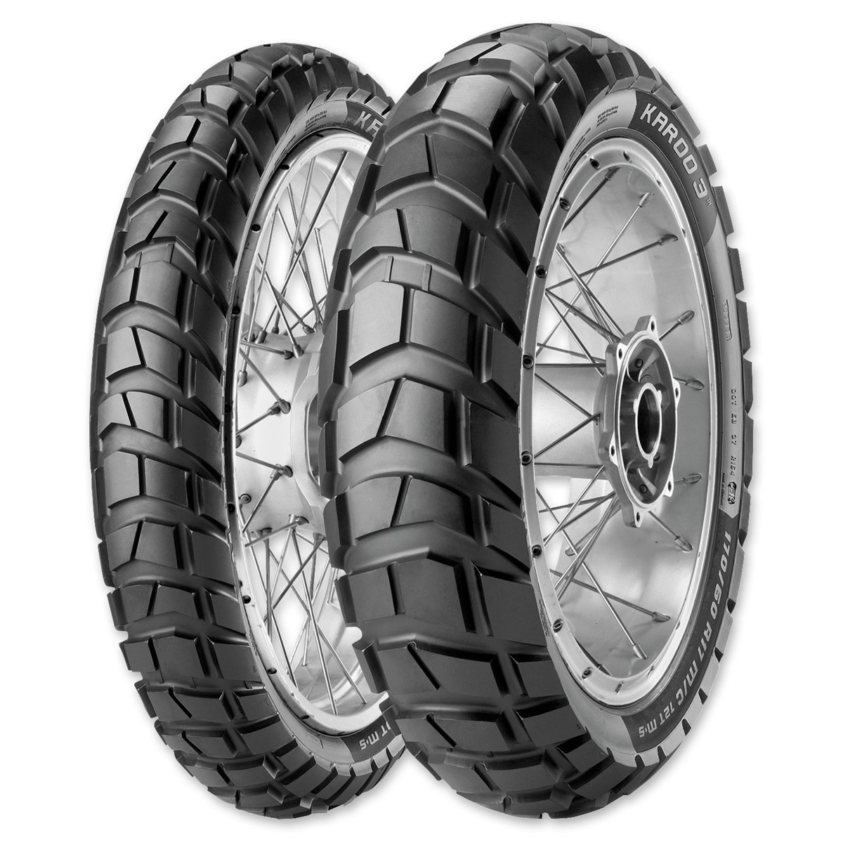Metzeler Karoo 3 90/90-21 Front Tire 2316200