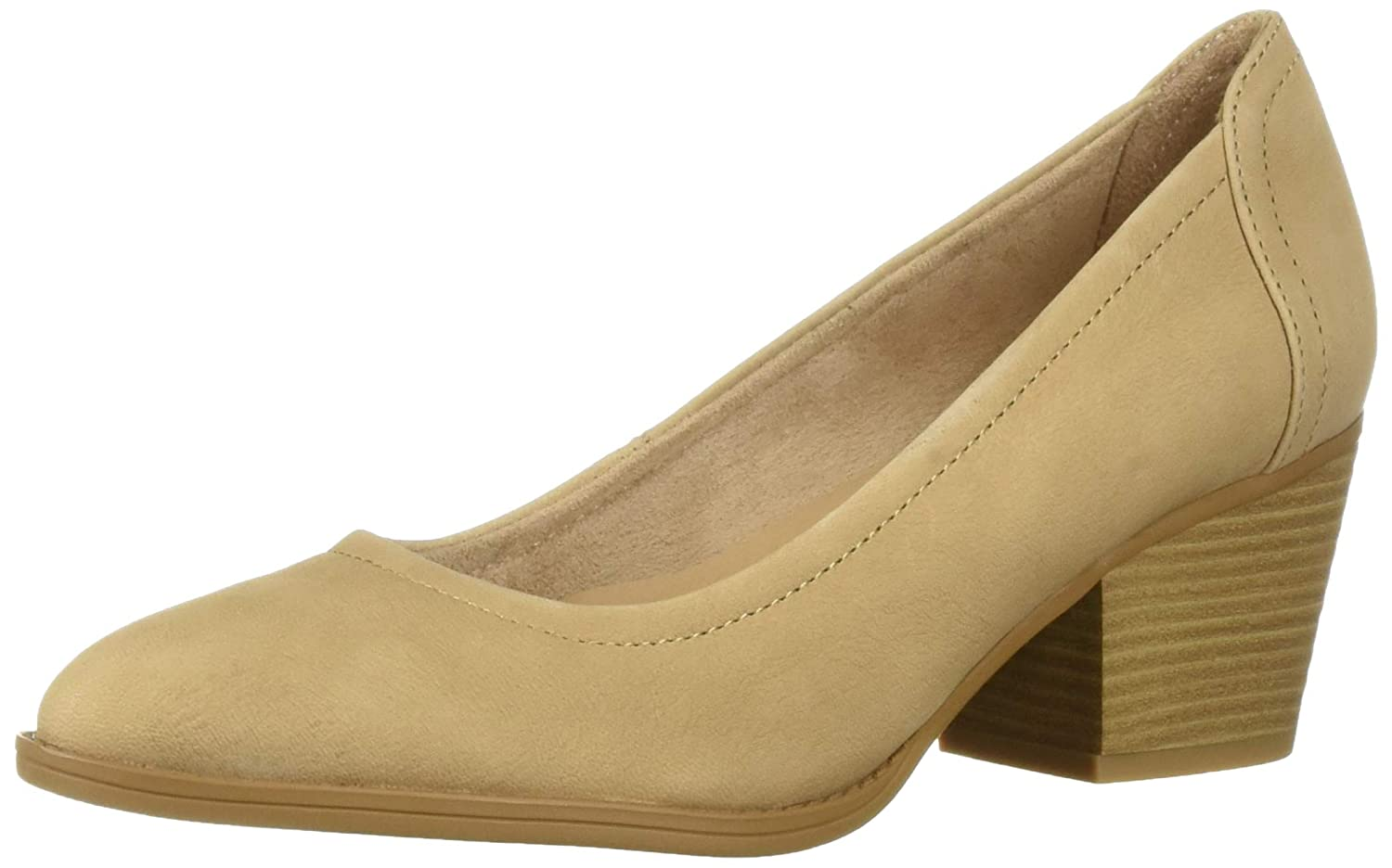 Oat Leather Natural Soul Womens Sofie Pump