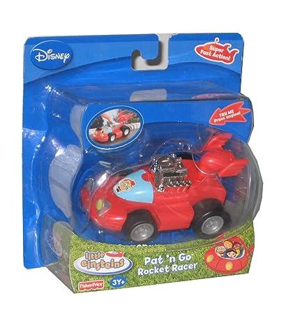 Amazon.com: The Little Einsteins Pat N Go Stunt Racers: Toys ...