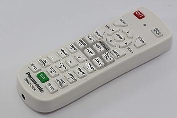 Panasonic Remote Controller: Amazon.es: Electrónica