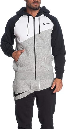 Felpa Uomo Desconocido Nike Sportswear Swoosh