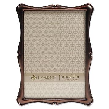 Amazoncom 5x7 Oil Rubbed Bronze Romance Picture Frame