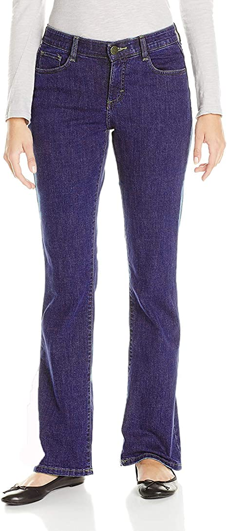 coupon codes sale online new arrive Lee Women's Comfort Fit Brandi Barely Bootcut Jean at Amazon ...