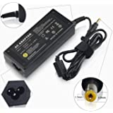 HP COMPAQ 6720S 319860-004 LAPTOP CHARGER AC POWER ADAPTER 18.5V 3.5A 65W POWER SUPPLY UNIT UK PLUS C5 MAINS POWER CORD CLOVERLEAF UK PLUG CABLE
