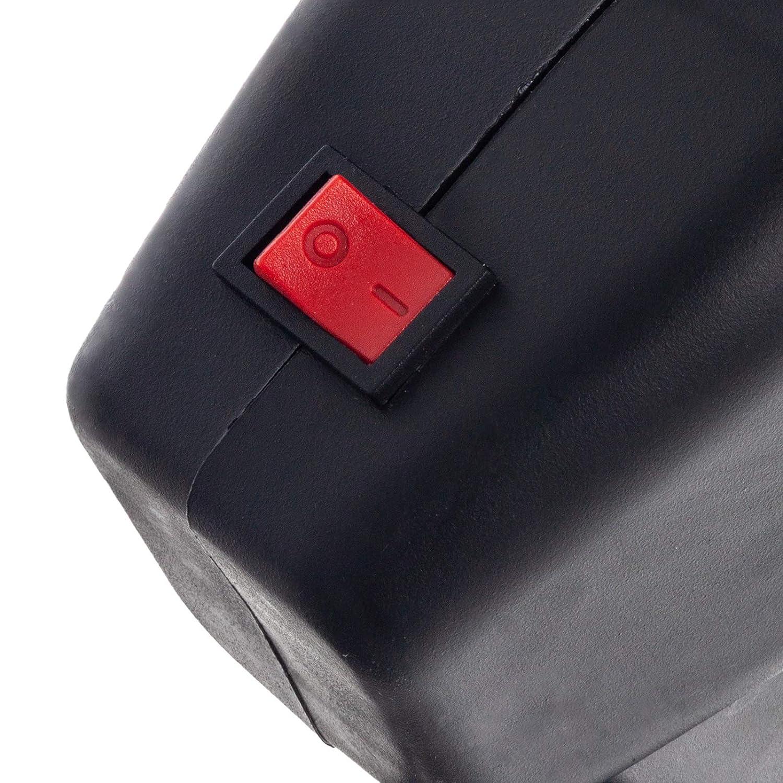 Smartfox KFZ Auto Ventilator Gebl/äse K/ühler Zigarettenanz/ünderanschluss mit Saugnapfbefestigung PKW LKW
