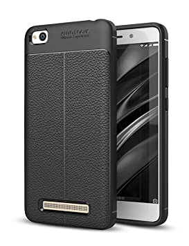 VEVICE - Carcasa para Xiaomi Redmi 4A, diseño Litchi Suave ...