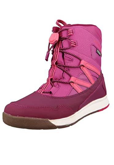 9f26127e4cd20 Merrell Unisex Kids' M-Snow Crush Waterproof Boots: Amazon.co.uk ...