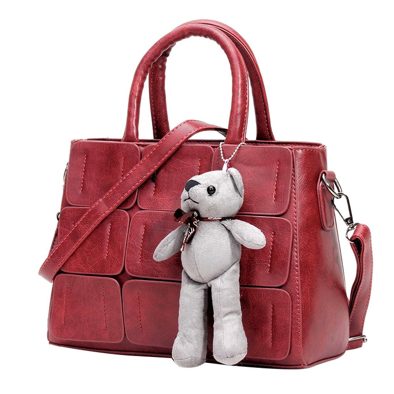Women's handbags/Retro Bear shoulder bag/Messenger Bag