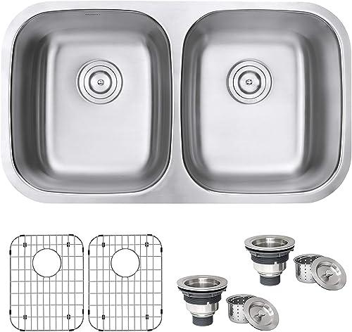 13 Best Double Bowl Kitchen Sinks Architecture Lab