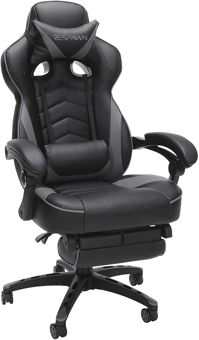RESPAWN 110 Racing Style Gaming Chair - Best Racing Style Gaming Chair With A Lifetime Warranty