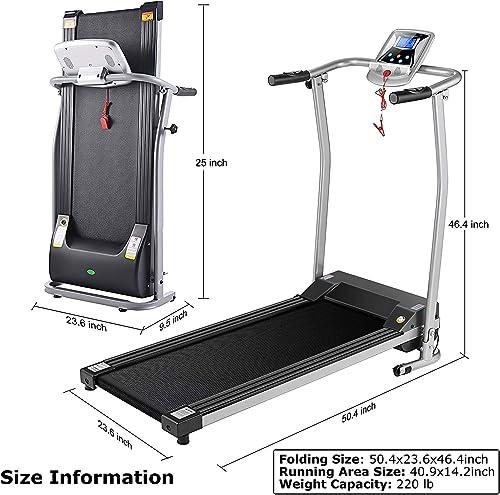 Folding Treadmill Electric Treadmill