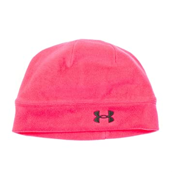 959a4d043a3 Under Armour WNS CGI Storm Women s Beanie Hat pink (813) Size One size