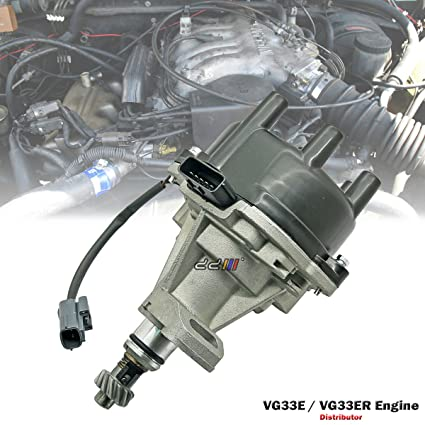 Amazon com: Electronic Ignition Distributor Fits For Nissan