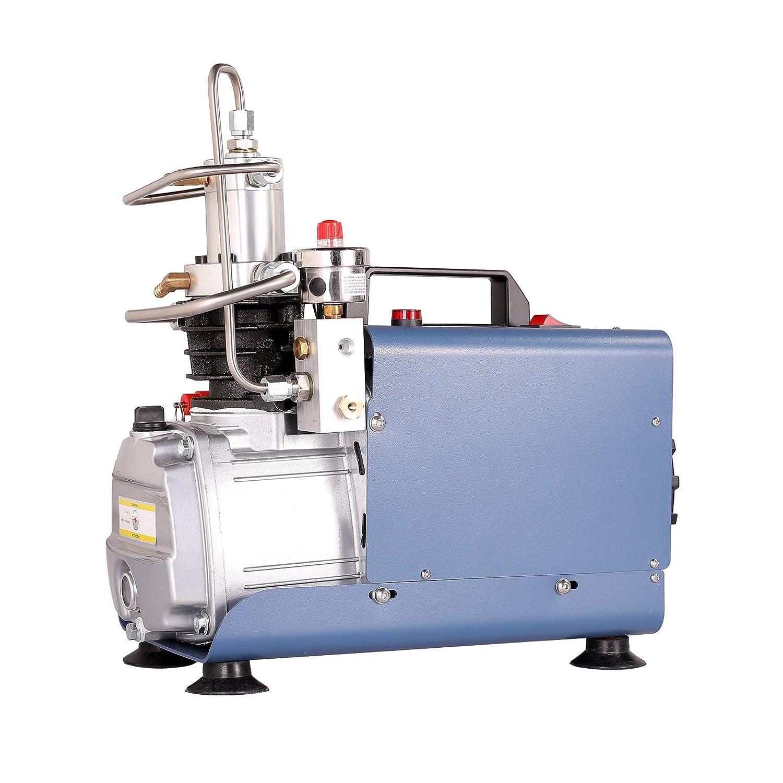 Sfeomi Compresor de Aire de Alta Presi/ón 1800W Bomba El/éctrica de Alta Presi/ón 30MPa 4500PSI Bomba de Compresor de Aire PCP Air Compressor Pump