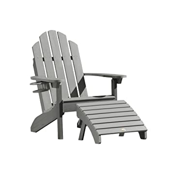 Amazoncom Highwood 1 Classic Westport Adirondack Chair With 1