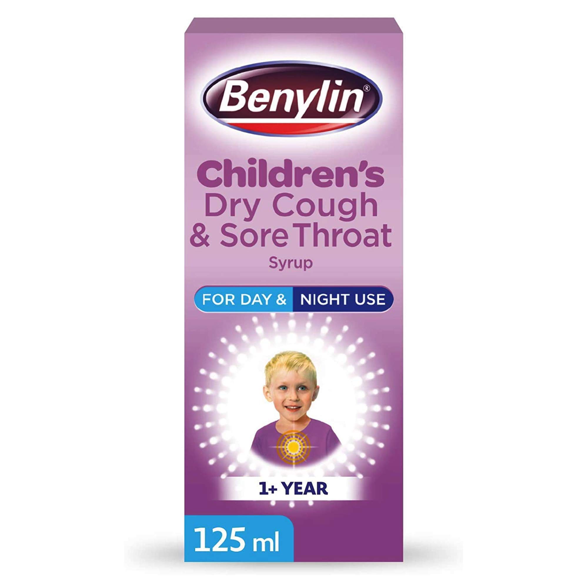 Benylin Children S Dry Cough And Sore Throat Syrup 125ml Buy Online In Pakistan At Desertcart Pk Productid 67648311