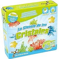 Science4you-489810 La Ciencia de los Cristales, Juguete científico