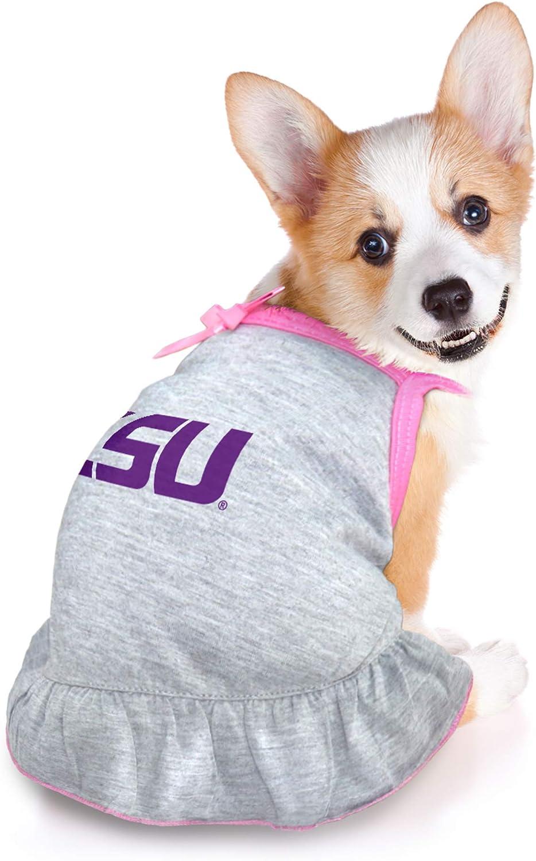Small Littlearth NCAA LSU Tigers Pet Dress