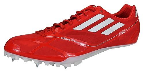 Adidas Spikes Athletics sprint sport shoes adizero Prime Finesse Unisex  V24296 size UK 4 424240b04