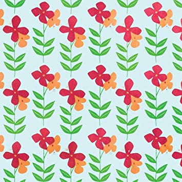Amazon designer gift wrap flower power spring gift wrapping designer gift wrap flower power spring gift wrapping paper mightylinksfo