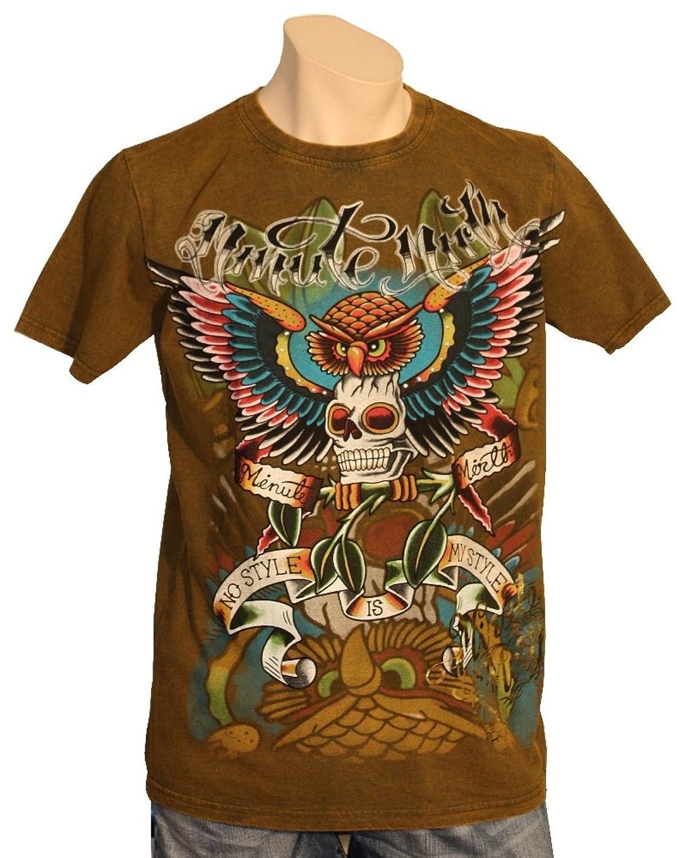"""minuto Mirth"" Designer de T de shirtthe Owl """