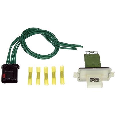 Dorman 973-426 Blower Motor Resistor Kit: Automotive