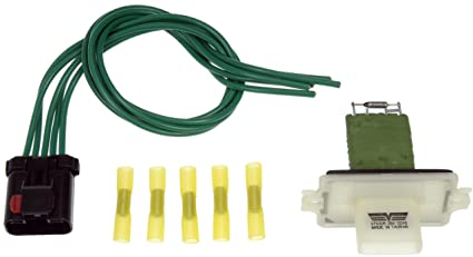 71d6VCcmzNL._SX425_ amazon com dorman 973 426 blower motor resistor kit automotive
