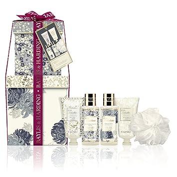 Baylis & Harding Floral colección apilables Cajas de regalo