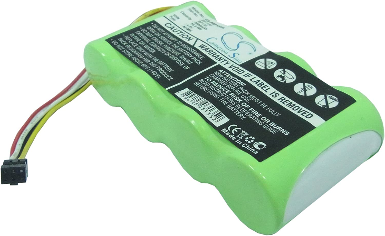Replacement battery for Fluke ScopeMeter 40, ScopeMeter 40, ScopeMeter  40S