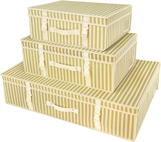 Hangerworld 3 Caja de Ordenación Diferentes Tamaños Transpirable ...