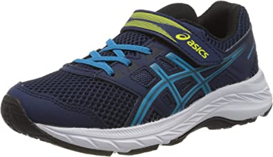 ASICS Contend 5 PS, Zapatillas de Running para Niños: Amazon.es: Zapatos y complementos