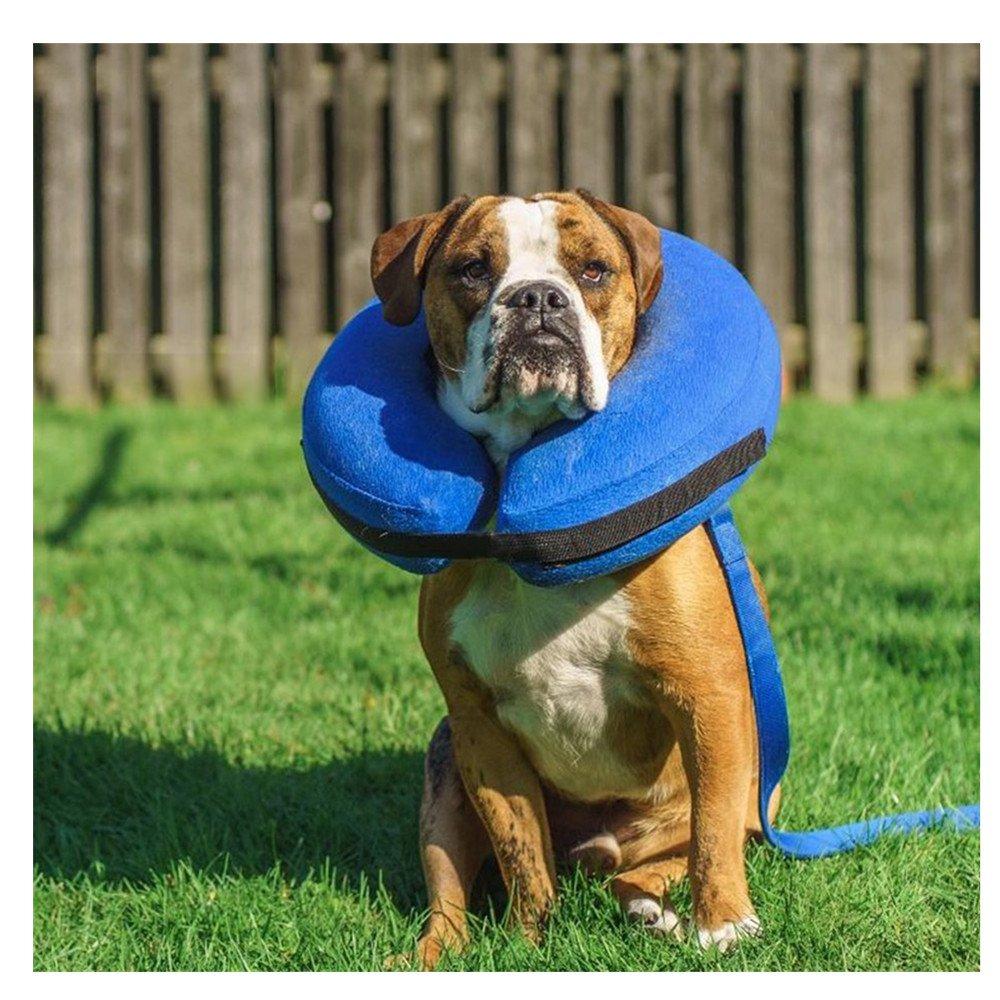 Esoes Collar Hinchable para Mascotas para Gatos y Perros en ...