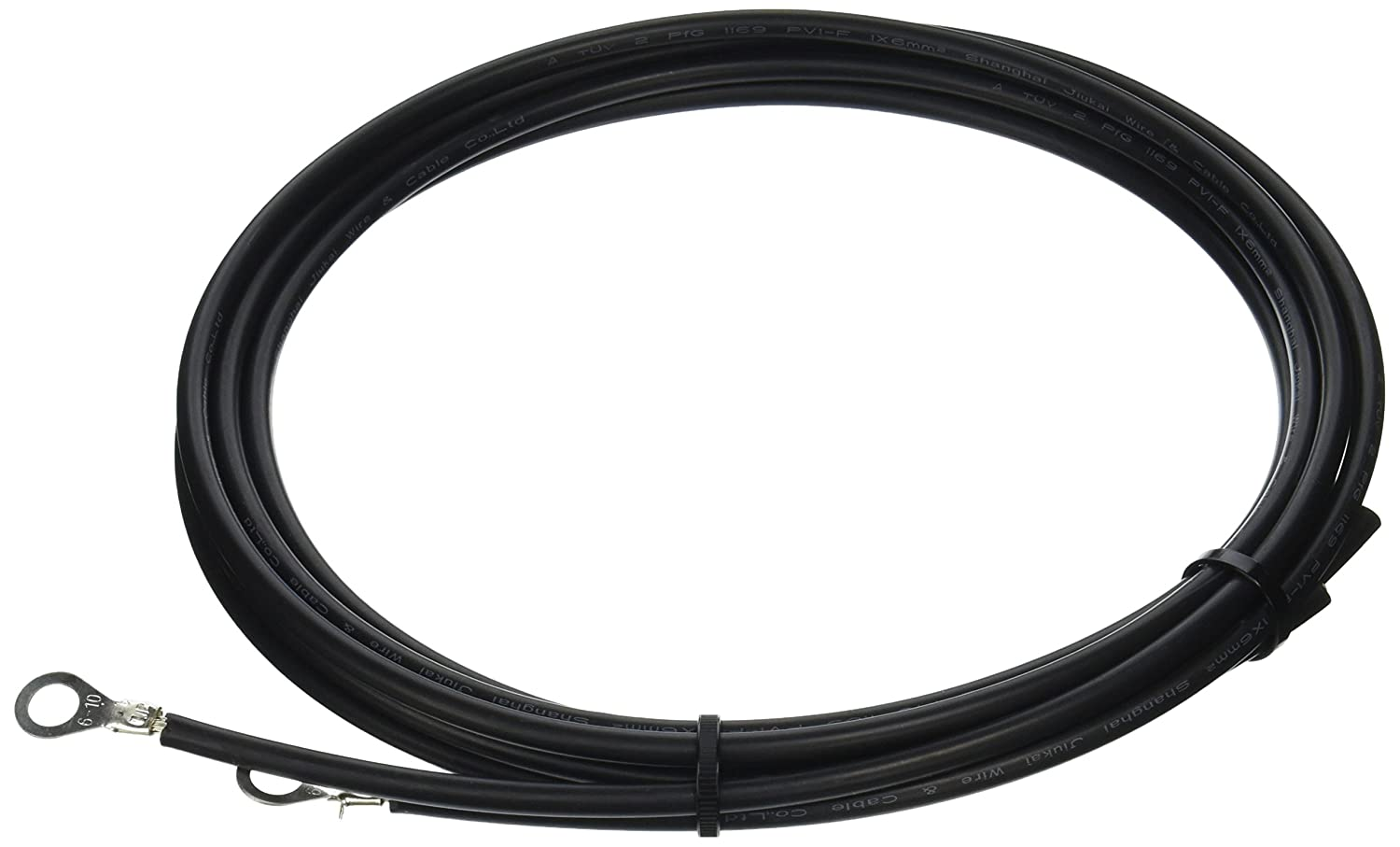 8 AWG Wire Copper Tray Cable   Connect Charge Controller and Battery RNG-TRAYCB-16FT-8 RENOGY 16ft