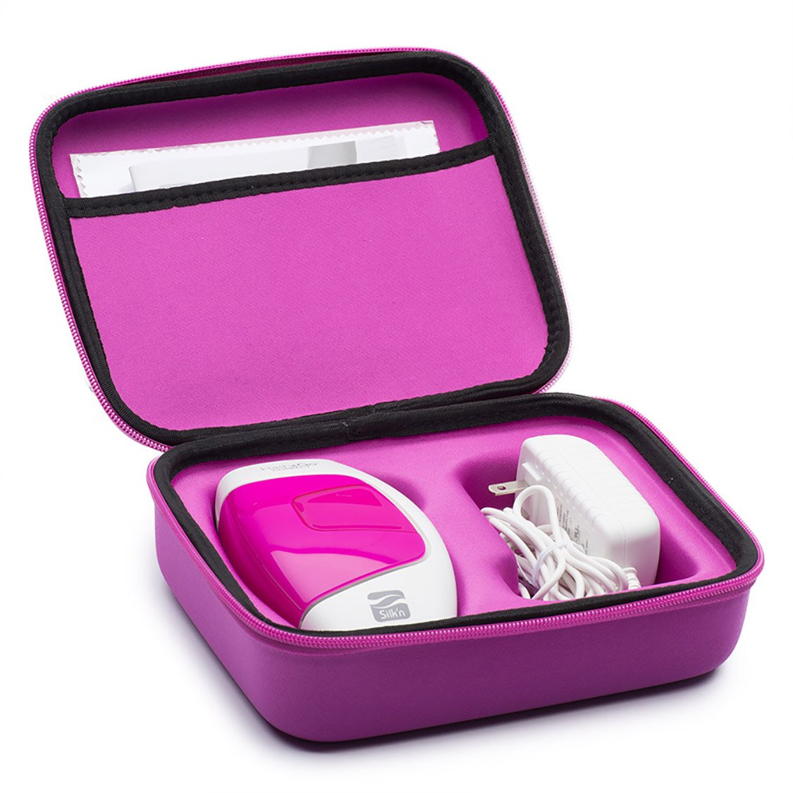 Silk'n Flash&Go Compact Laser Hair Removal Device and Trimmer by Silk'n (Image #4)
