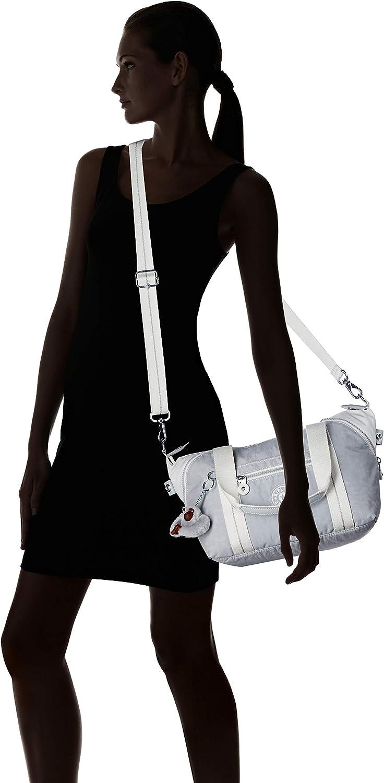 Kipling Art Mini - Bolsos maletín Mujer Gris (Active Grey Bl) WxaHNSMl