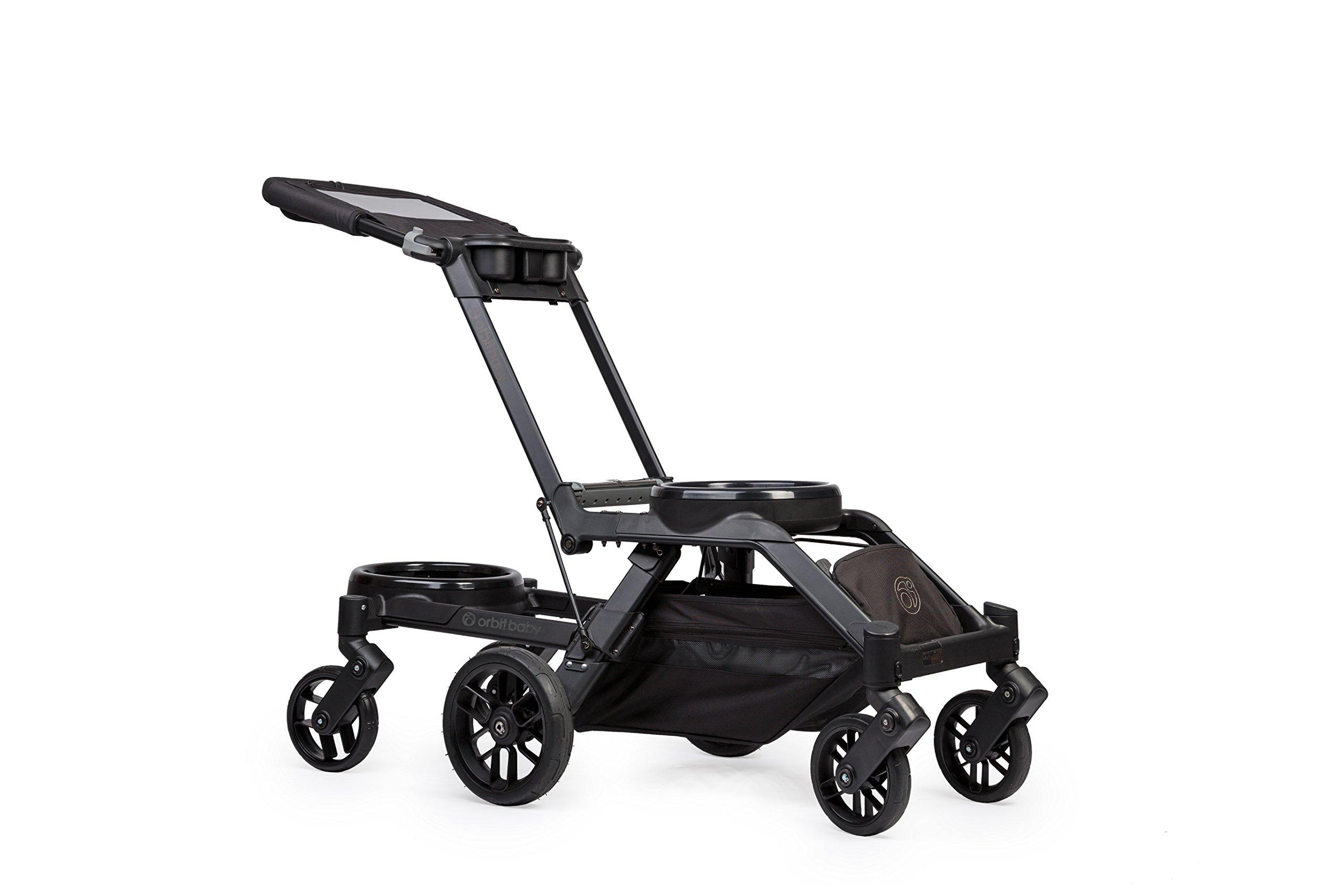 Orbit Baby Double Stroller Kit, Black