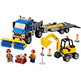 LEGO City Great Vehicles Sweeper & Excavator 60152