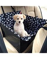 MATCC Hund Autositz Hund Autositzbezug Autositz Für Haustier Wasserdicht Hund Sitzbezug Auto Schutzdecke Autoschutzdecke Hunde Rutschfest Auto Hundedecke Hunde Autoschondecke Kratzfest (53*60*35cm)