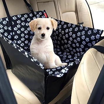 MATCC Dog Car Seat Cover 2 in 1 Pets Seat Car Cover Non-Slip ...