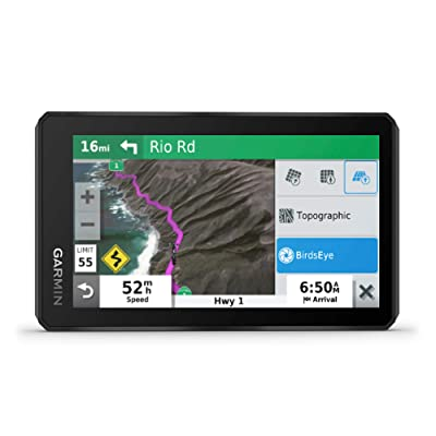 Garmin zūmo XT, All-Terrain Motorcycle GPS Navigation Device, 5.5-inch Ultrabright and Rain-Resistant Display