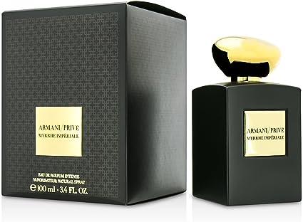 Armani - Eau de Parfum Myrrhe Impériale Privé 100 ml Giorgio Armani: Amazon.es: Belleza