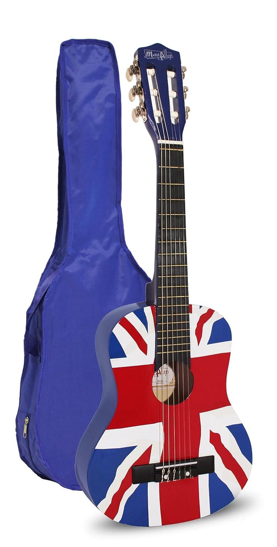Music Alley Kindergitarre nur Gitarre 30Inch GB FLAG Technote MA-56