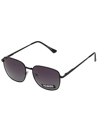 5619f94992 Vast Polar Vision Round Polarized Unisex Sunglasses (55