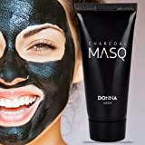 Donna Activated Charcoal Purifying Black Peel Off Face Mask - 60 Ml